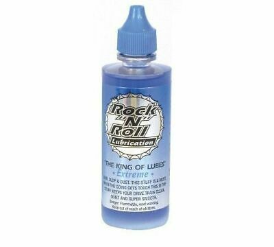 "Rock ""N"" Roll Extreme 4Oz Bike Bicycle Lube"
