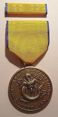 1900 Army China Relief Expedition Medal with RIBBON
