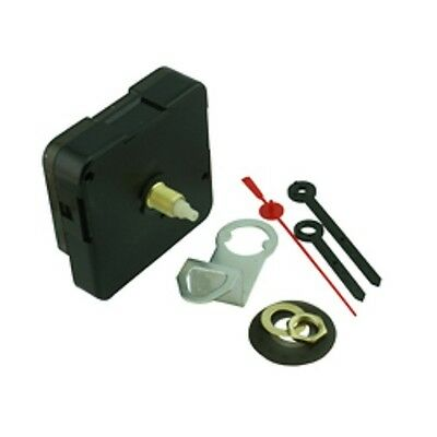 Quartz Clock Movement Module Mechanism Battery Powered With Hands
