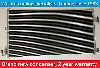 Brand New Condenser (Air Conditioning Radiator) Nissan X-Trail T30 2001 To 2007