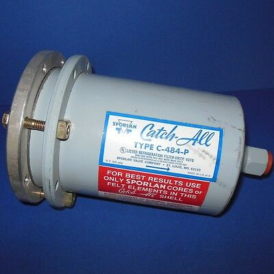 Catch-All Air Filter Drier C-484-P