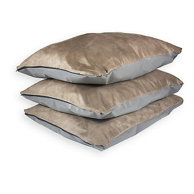 Faux Suede Medium Cushions Bundles (Wholesale) 10 PCS Great Seller