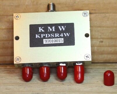 Kmw Kpdsr4W 4 Way Power Divider Sma