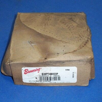 Browning 47Mm Bore 105Mm O.d. Sprocket Sheave, B38Pth8M22P *new Unopened*