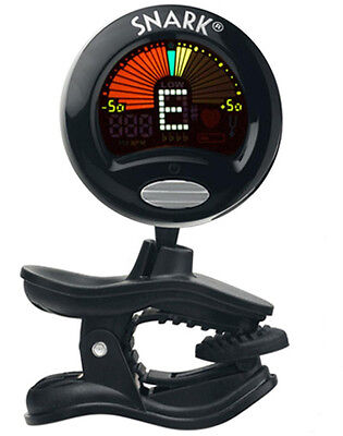 Snark Clip On Chromatic Acoustic Electric Guitar Tuner
