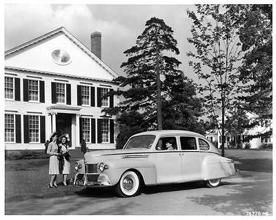 1942 Lincoln Zephyr Automobile Photo Poster Z0853