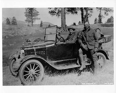 1918 Overland 4 Factory Photo ad0731