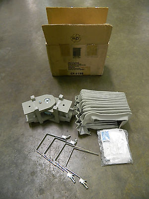 New Rittal Cp 6120 Cp6120 Intermediate Hinge Kit For Electrical Enclosure