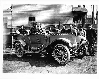1923 Franklin Series 10 Touring Car Factory Photo ad0899