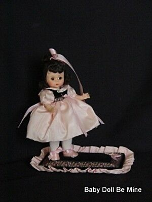1992 Madame Alexander Little Miss Magnin Once Upon a Stand