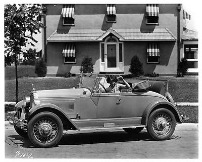 1927 Willys Overland Whippet Coach Auto Photo Poster Z2286