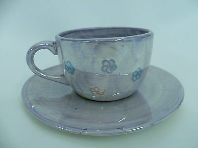 DAISY CHAIN SPECIAL MUM TEA CUP AND SAUCER