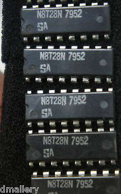 in USA tomorrow! NOS Signetics 7490N  new  qty 1                   Ships