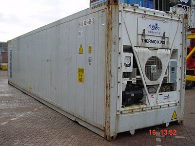 40ft Refrigerated Container NOR Non-Operating Reefer