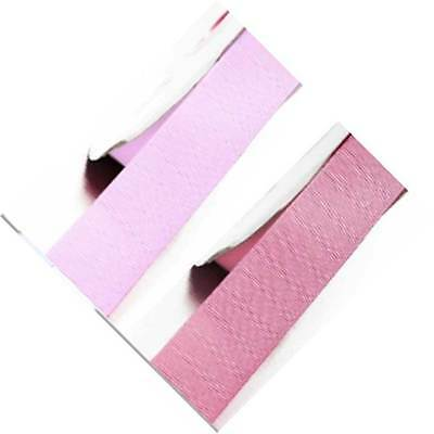 "Grosgrain Ribbon 5/8"" /16mm. Wedding 5 Yards ALL Pink s to Choose"