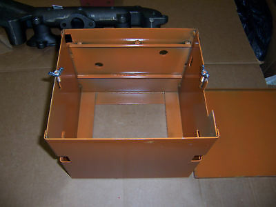 Ac Allis Chalmers Rc-Wc-Wf Battery Box New Reprodution 70224539
