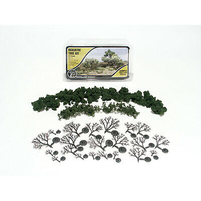NEW Woodland Scenics Tree Kits 3/4-3  (21) TR1111