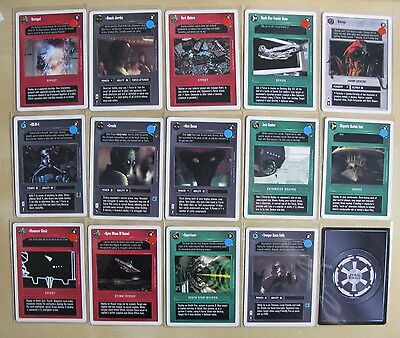 Star Wars CCG A New Hope Unlimited WB Zutton