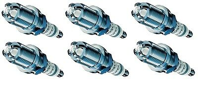 6 x BOSCH SUPER 4 SPARK PLUGS BMW 320 323 325 328 E36 520 523 525 E34 E39 SET