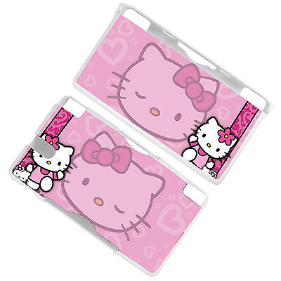 Hello kitty DSi Hard Case Protective Cover For DSi Decal Game Kids Children 01