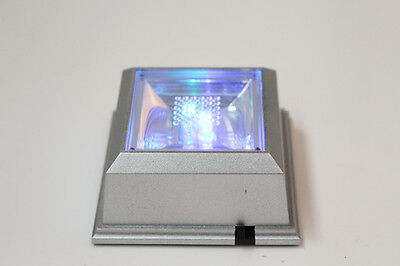 Square Crystal Display Light Base 4 bulb Melbourne Stock