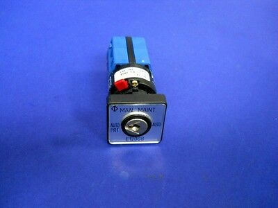 Kraus & Naimer L53743/001 Key Switch Nnb *Pzf*