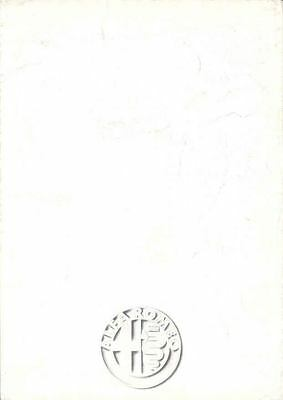 1984 1987 ? Alfa Romeo 90 Sedan Brochure Dutch wo4370-42F8QK