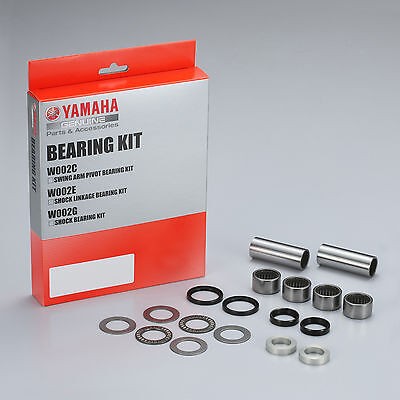 YZ250F 2006-2013 Genuine Yamaha Swing Arm Pivot Bearing Kit