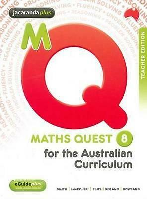 Maths Quest 10 + 10A for Victoria Australian Curriculum Edition eBookPLUS + Asse