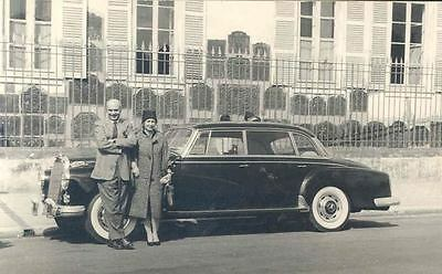 1958 1959 1960 Mercedes Benz 300d Postcard  wn8708-8A8ZQL