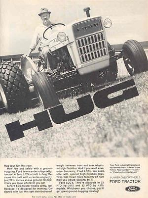 1971 Ford LCG Tractor Ad wl2581-9JAZWR