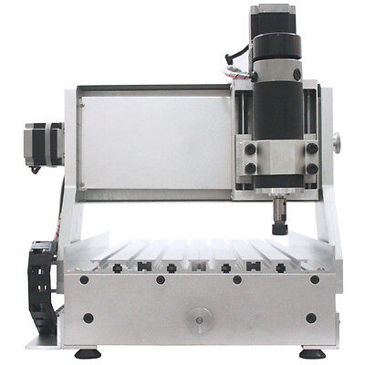 CNC 3-Axis Router Engraver Drilling / Milling Machine, CNC 3040 240W Air Cool