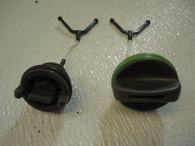NEW Gas and Oil Cap for Husqvarna 51 55 254 257 136 137 141 262 268 Chainsaw