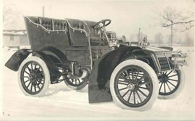1902 Packard Original Large Factory Photo wi2571-IOEWT2