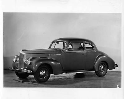1941 Packard 120 Club Coupe Factory Photo ad2333-9I8WW9
