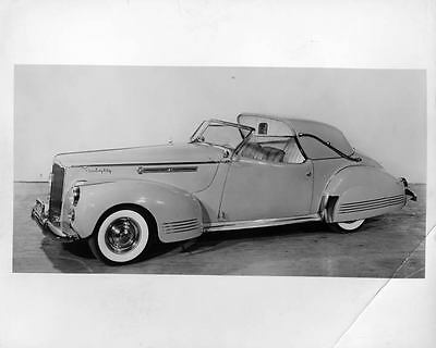 1941 Packard Super Eight Coupe DeVille Factory Photo ad2353-C5GRW3