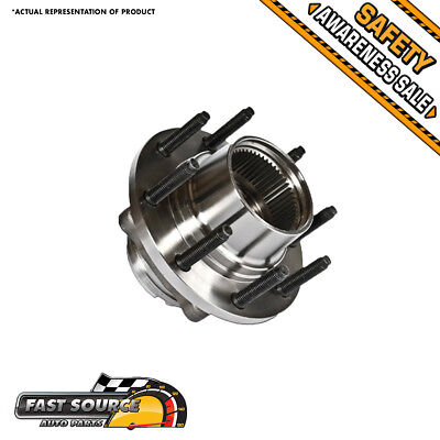 1 NEW Front Left or Right Wheel Hub and Bearing Assembly 4WD AWD F621217
