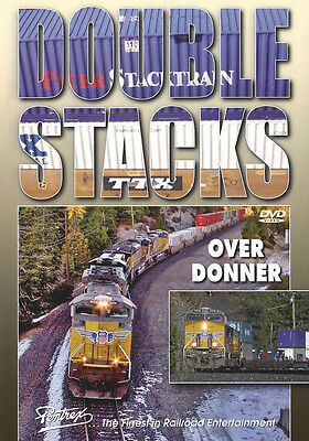 Doublestacks Over Donner Dvd Pentrex Sp Up New