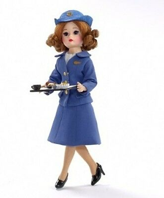 New 2013 Madame Alexander Coffee or Tea With Pan Am Limited Edition 10 inch