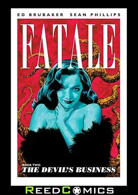 FATALE VOLUME 2 DEVILS BUSINESS GRAPHIC NOVEL New Paperback Collects #6-10