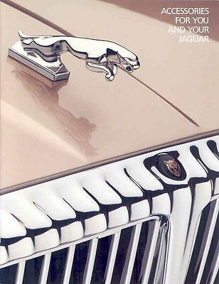 1988 1989 1990 1991 1992 1993 Jaguar Accessory Brochure mx646-MQCPRT