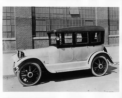 1919 Willys Overland Factory Photo ad3316-ELH4MJ