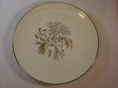 Franciscan Winter Bouquet Bread Plate Gladding McBean