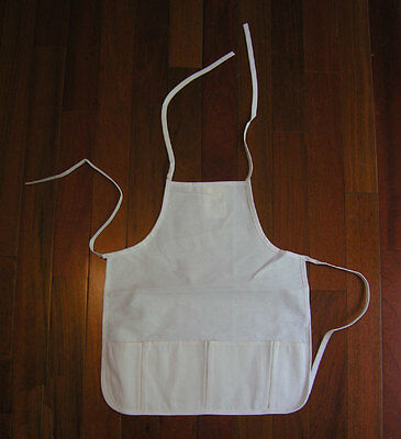 Childs Apron with Pockets