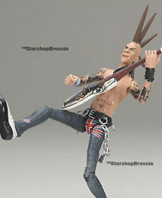 GUITAR HERO - Wave 1 Johnny Napalm Action Figure McFarlane
