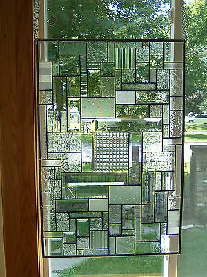Finding Nemo Stained Glass Beveled Windows Panels Stain