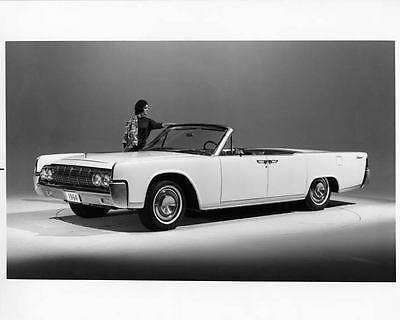 1964 Lincoln Continental Coupe Factory Photo ad4442-TY79QZ