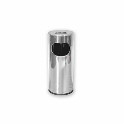 Ashtray, Stainless Steel, Free Standing, Bar, Cafe, Restaurant, Centre, 600mm