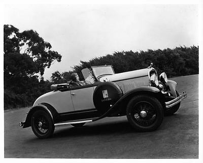 1929 DeSoto Six Roadster Factory Photo ad4915-YKS7TY