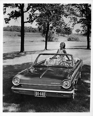 1964 AMC Rambler American 440 Convertible Factory Photo ad5979-T3SM4Z